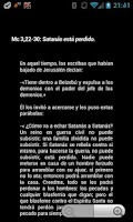 Screenshot of ePrex Liturgia de las Horas