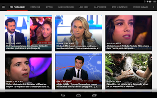 Screenshot of Programme TV par Télé Loisirs