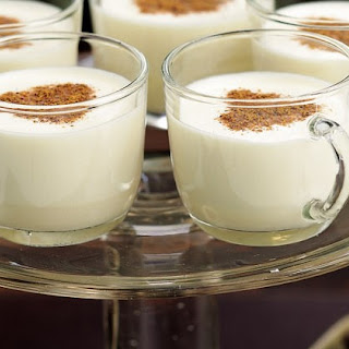 Warming Eggnog Cocktail
