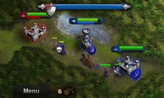 Screenshot of Castle Crusade - Lite