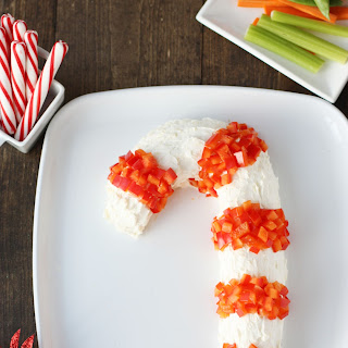 Festive Holiday Cheese Ball for Kids
