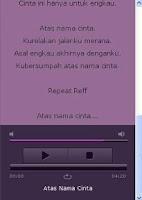 Screenshot of Koleksi Lagu Dugem Best