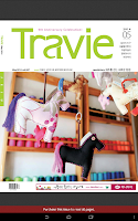 Screenshot of TRAVIE