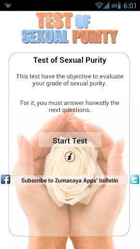 Test of Sexual Purity