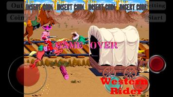 Screenshot of Western Rider