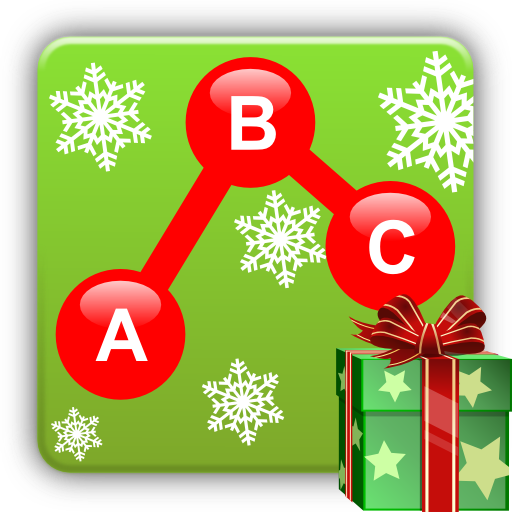 Kids Connect the Dots Xmas 休閒 App LOGO-APP開箱王