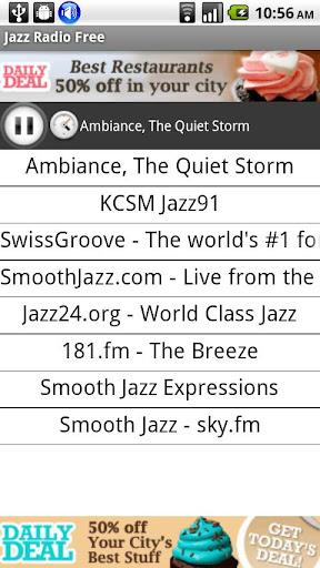 【免費娛樂App】Jazz Radio Free-APP點子