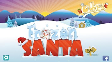 Screenshot of Frozen Santa
