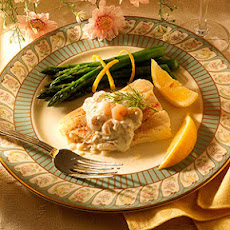 Fish Fillets With Ginger-Dill Sauce