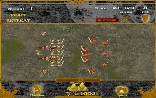 Screenshot of Alexander the Great