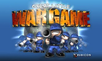 Screenshot of Great Little War Game Lite
