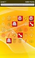 Screenshot of Match Them! Memory Game