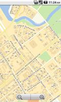 Screenshot of Карта Республики Беларусь