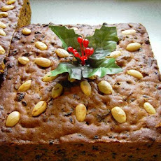 Rich Christmas Fruitcake