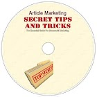 Article Marketing Secret Tips icon