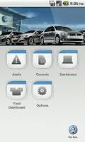 Screenshot of CES Mobile