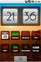Screenshot of Handy Widgets