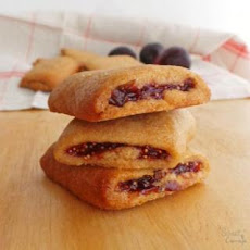 Homemade Healthy Fig Newtons