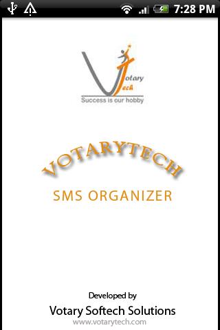 VT SMS Organizer