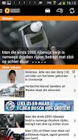 Screenshot of Omroep Brabant