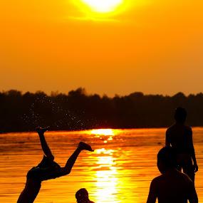by Oji Kulup - Landscapes Sunsets & Sunrises (  )