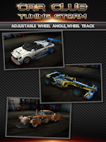 Screenshot of Car Club:Tuning Storm