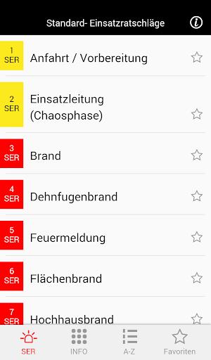 Führungshilfen - screenshot