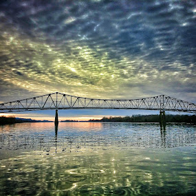 117 Bridge in Stevenson Alabama by Berry Fraley - Instagram & Mobile Android