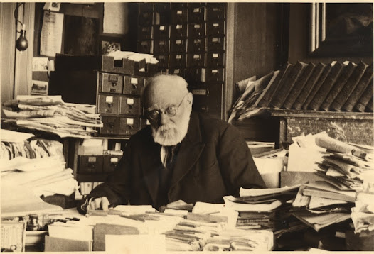 Paul Otlet (1868-1944), father of Documentation