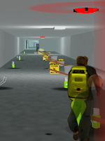 Screenshot of Snowden Run 3D Trial Version