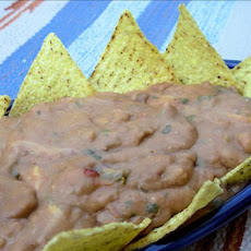 Low Fat Bean Dip
