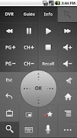 Screenshot of Google TV Remote