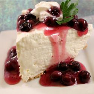 Fluffy Two Step Cheesecake II
