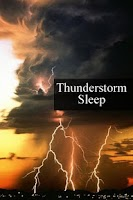 Screenshot of Thunderstorm Sleep sound