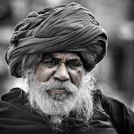by Rajib Kumar Bhattacharya - People Portraits of Men (  )