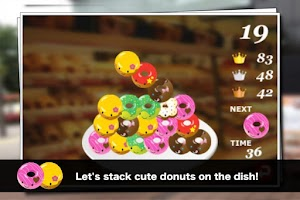Screenshot of Donut Tower