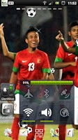 Screenshot of Timnas U-19 Live Wallpaper