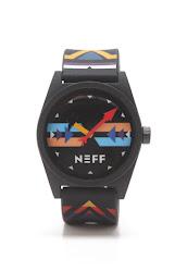 Mens Neff Watches - Neff Daily Wild Watch