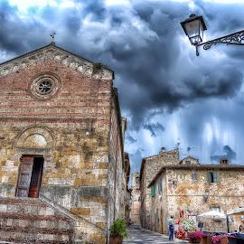 Colle di Val d'Elsa by Cristian Peša - Buildings & Architecture Public & Historical