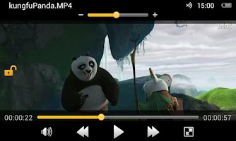 Screenshot of UniPlayer-Video Editor&Player