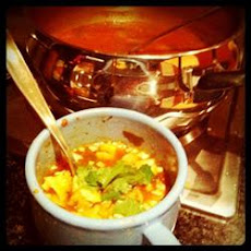 Chicken Tortilla Soup II