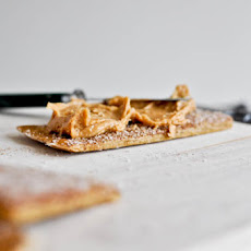 Cinnamon Sugar Flatbread Crackers