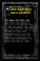 Screenshot of Stories: party game lite