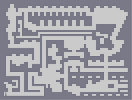 Thumbnail of the map 'Cramped In A Maze XY'