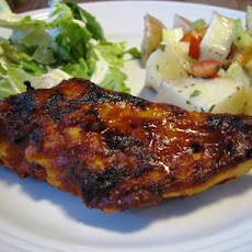 Kansas City Barbecued Chicken