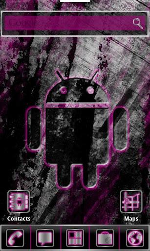 ADW Pink Synergy Theme