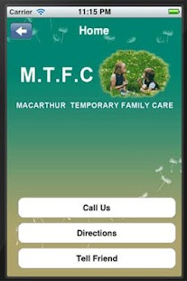Macarthur Temporary Family Car - screenshot