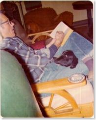 Dad Reading