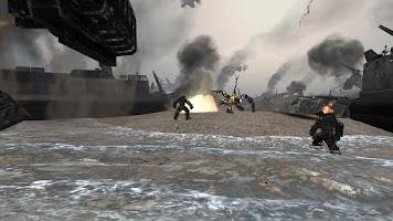 Screenshot of Edge of Tomorrow Game