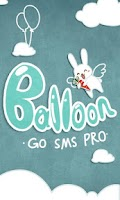 Screenshot of GO SMS Pro Balloon ThemeEX